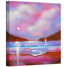 'Sail On' by Susi Franco Painting Print on Canvas