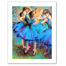'My Degas' by Susi Franco Painting Print on Canvas
