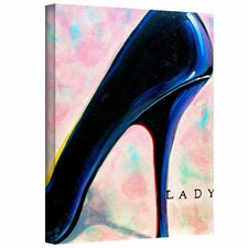 <strong>Art Wall</strong> Susi Franco 'Diva' Gallery-Wrapped Canvas Wall Art