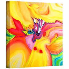 'Secret Life of Lily' by Susi Franco Painting Print on Canvas