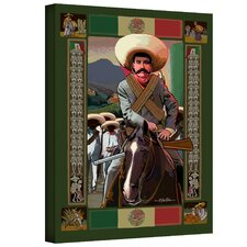 Rick Kersten 'Zapata' Gallery-Wrapped Canvas Wall Art