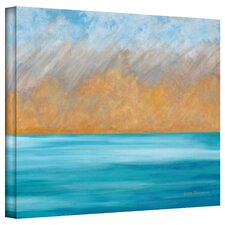 Herb Dickinson 'Aloha' Unwrapped Canvas Wall Art