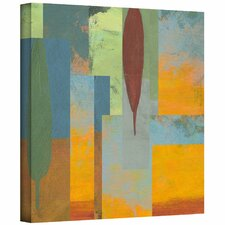 Jan Weiss 'Tuscany Square I' Gallery-Wrapped Canvas Wall Art