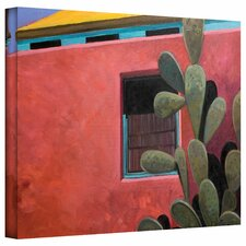 <strong>Art Wall</strong> Rick Kersten 'Adobe Color' Gallery-Wrapped Canvas Wall Art