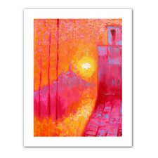 'Venice in August ' by Susi Franco Painting Print on Canvas