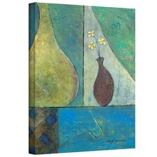 Herb Dickinson 'Texture Whimsy' Unwrapped Canvas Wall Art