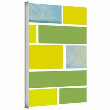 Jan Weiss 'Paint Swatches I' Gallery-Wrapped Canvas Wall Art