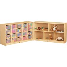 Fold-n-Lock 15 Compartment Cubby