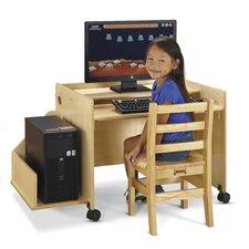 "Enterprise 24"" Single Computer Desk"