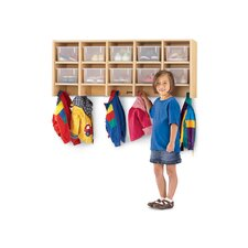 Coat Locker - Large Wall Mount