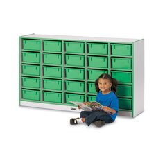 Tub Single 25 Compartment Cubby