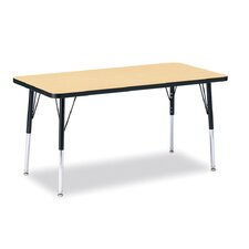 "<strong>Jonti-Craft</strong> KYDZ  Activity Table - Rectangular (24"" x 48"")"