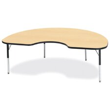 "<strong>Jonti-Craft</strong> KYDZ Activity Table- Kidney (48"" x 72"")"