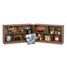 Sproutz Low Fold-N-Lock Storage