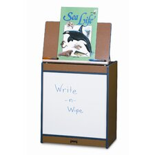 Sproutz  Write-N-Wipe Big Book Easel