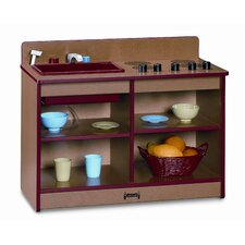 Rainbow Accents® Toddler 2-in-1 Kitchen