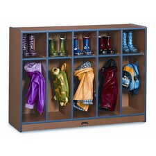 Sproutz 5-Section Toddler Coat Locker