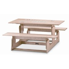 <strong>Jonti-Craft</strong> Picnic Table