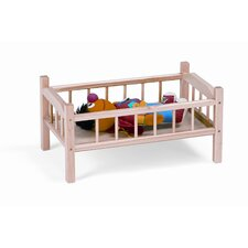 <strong>Jonti-Craft</strong> Traditional Doll Bed
