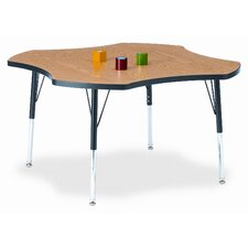 KYDZ Four Leaf Laminate Activity Table