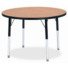 <strong>Jonti-Craft</strong> KYDZ Round Laminate Activity Table