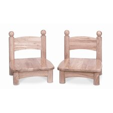 <strong>Jonti-Craft</strong> Wooden Chair Pairs
