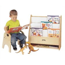 "<strong>Jonti-Craft</strong> 25"" H Toddler Pick-a-Book Stand"