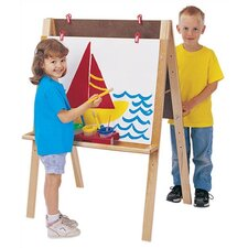 <strong>Jonti-Craft</strong> Double Adjustable Easel