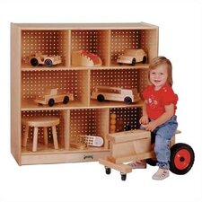 Mobile Single Storage Unit