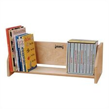 "<strong>Jonti-Craft</strong> 8.5"" H Book Holder Display"
