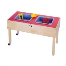 <strong>Jonti-Craft</strong> 2 Tub Sand-n-Water Table
