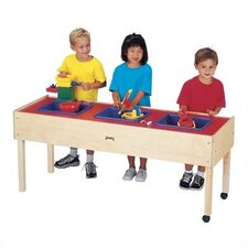<strong>Jonti-Craft</strong> 3 Tub Sand-n-Water Table