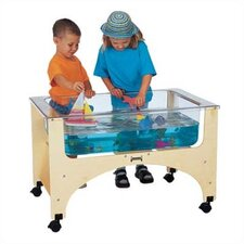 <strong>Jonti-Craft</strong> See-Thru Sand-n-Water Table