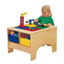 <strong>Jonti-Craft</strong> KYDZ Building Table - Duplo Compatible