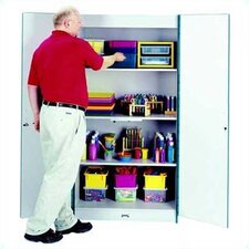 Rainbow Accents Deluxe Classroom Closet