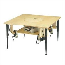 "<strong>Jonti-Craft</strong> Blanca 38.5"" W Children's Table"