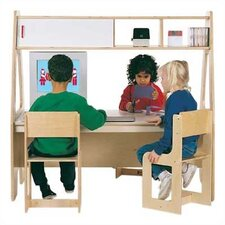 "Twin 49.5"" W x 29"" D Youth Table"