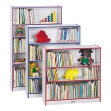 "<strong>Jonti-Craft</strong> 60"" H Bookcase"