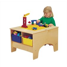 <strong>Jonti-Craft</strong> KYDZ Building Table - Lego® Compatible with Tubs