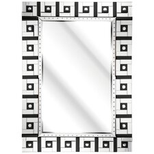 Art Deco Dots Mirror