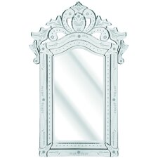The Solitaire Bevelled Mirror