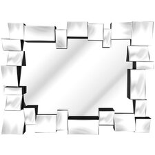 The Solitaire Facet Mirror