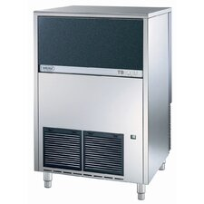 Stainless Steel Under Counter Automatic Pebble Ice Maker
