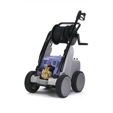5.0 GPM / 2400 PSI Large Quadro Cold Water Electric Pressure Washer