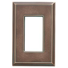 Classic Magnetic Single GFCI Wall Plate