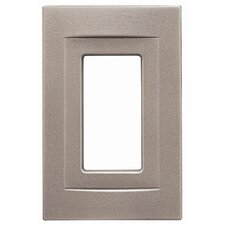 Single GFCI Magnetic Wall Plate