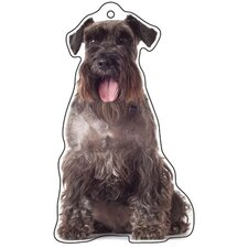 Schnauzer Air Freshener (Set of 3)