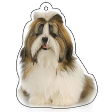 Shih Tzu Air Freshener (Set of 3)