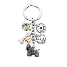Cocker Spaniel V3 Key Chain
