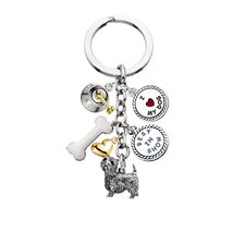 <strong>Little Gifts</strong> West Highland Terrier V3 Key Chain